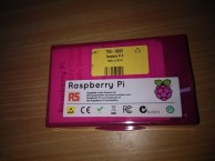 Raspberry Pi Model B Box